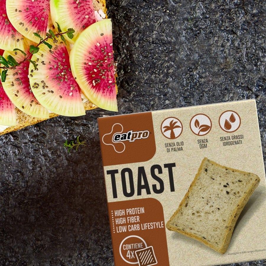 Toast 4x40 g
