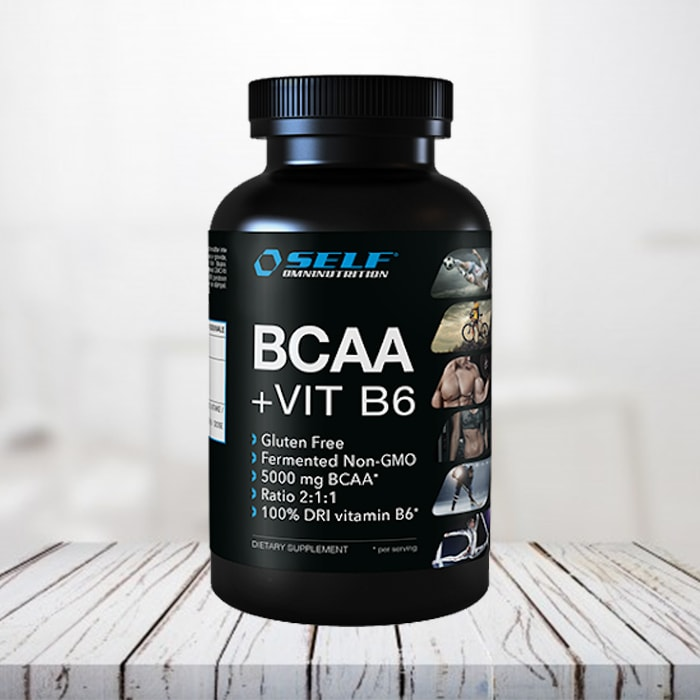 Bcaa 2.1.1 + B6 100 CAPS