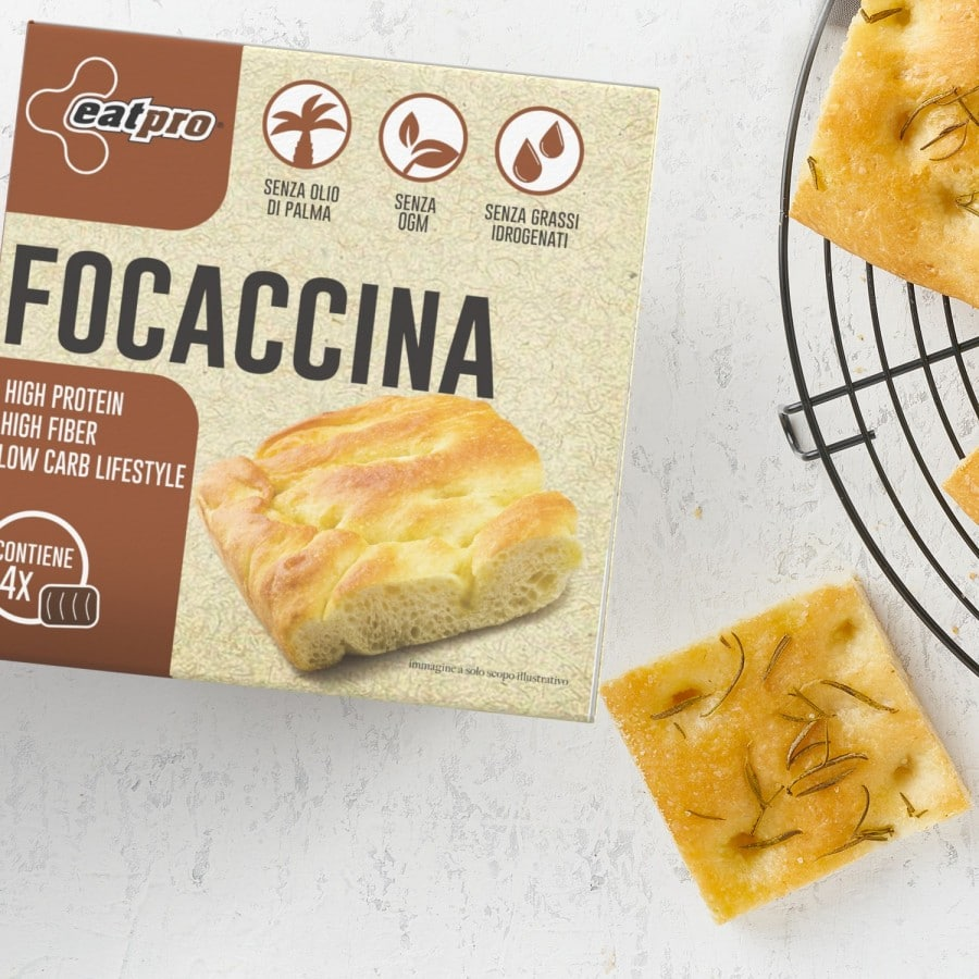 Focaccina Eat Pro
