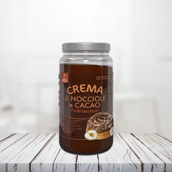 Crema Di Nocciole e Cacao