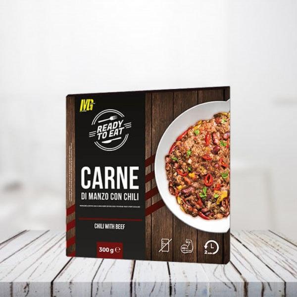 Ready To Eat - Carne Di Manzo Con Chili