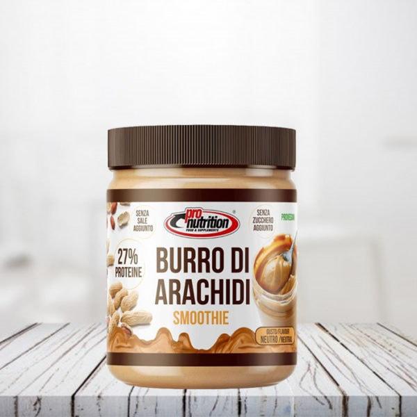 Burro di arachidi Pro Nutrition