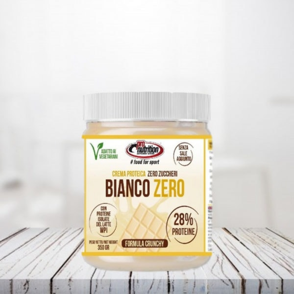 Crema proteica bianco zero pro nutrition