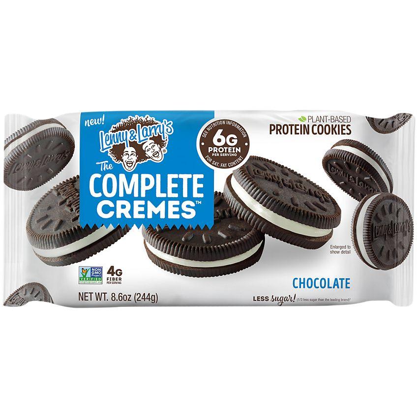 The Complete Cremes cioccolato