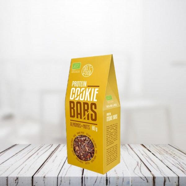 protein cookie bar