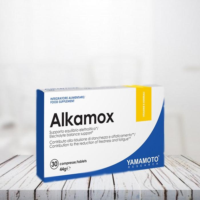 Alkamox 30 compresse