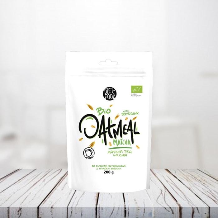 Bio Oatmeal