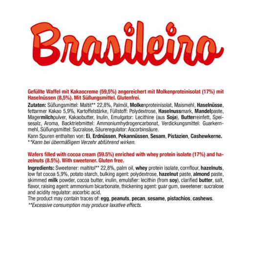 ingredienti brasileiro