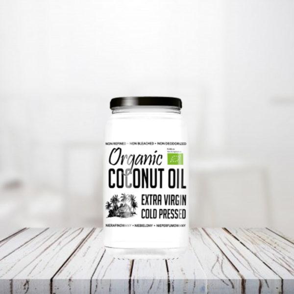 Bio Extra Virgin coconut oil 500 ml