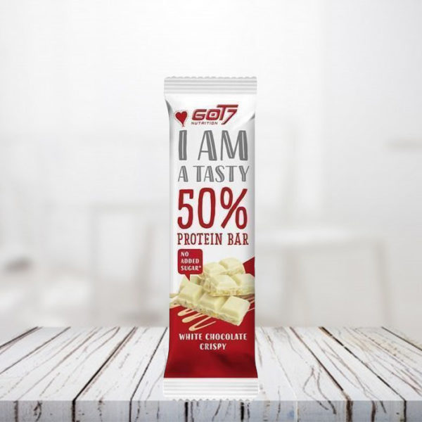 50% Protein Bar Go7