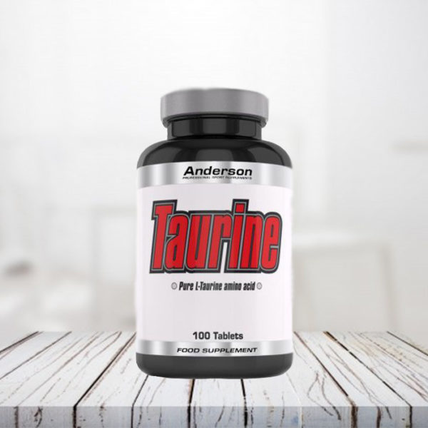 Taurine 100 cpr