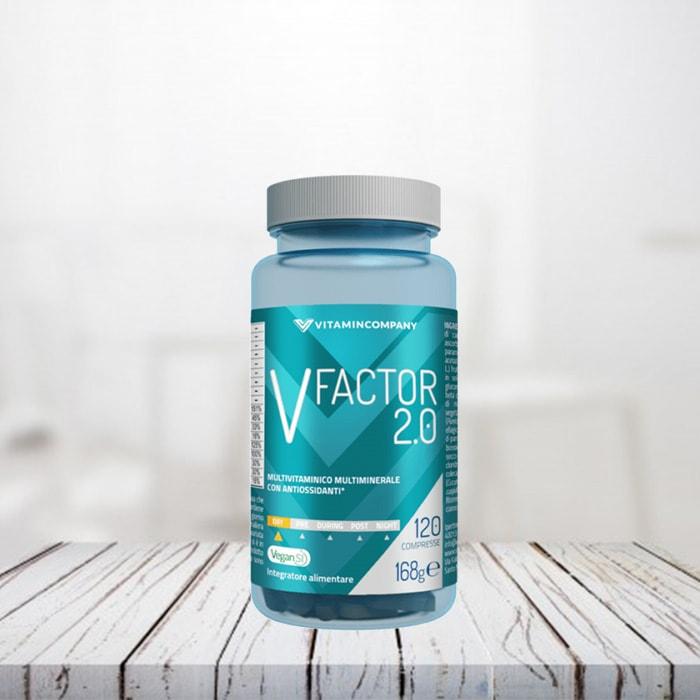 V-Factor 2.0 VitaminCenter