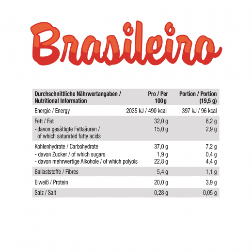 valori brasileiro