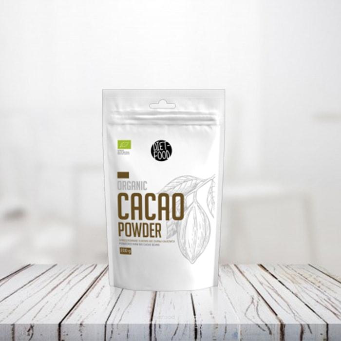 polvere di cacao bio