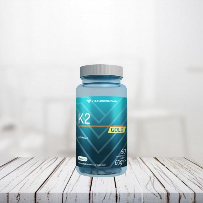 K2 Gold 60cpr Vitamincenter