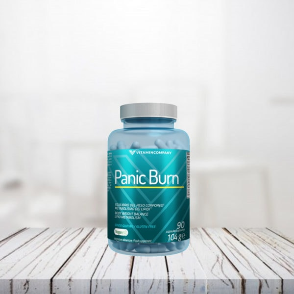 Panic Burn Vitamincenter