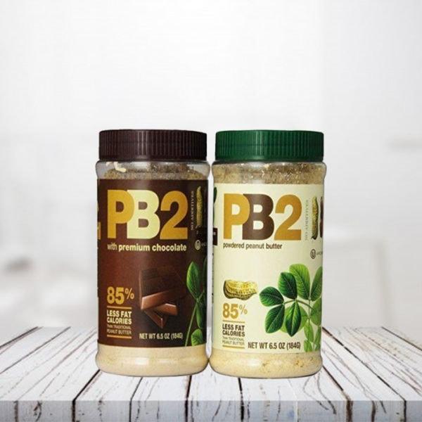 PB2 Burro di arachidi in polvere