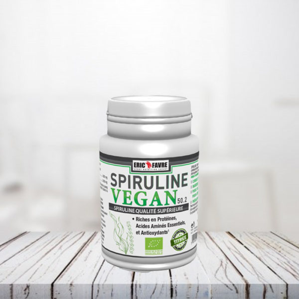 Spirulina Vegana