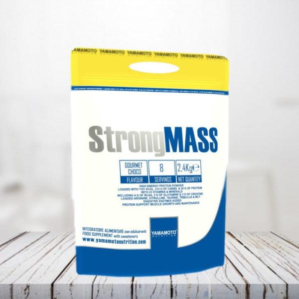 Strong Mass Yamamoto