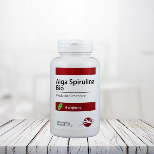 Alga Spirulina Biologica