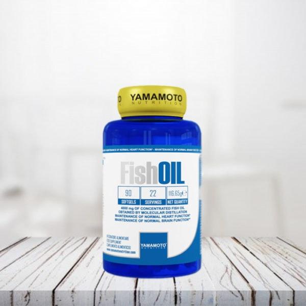 Fish Oil Yamamoto