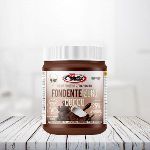 Fondente Cocco Zero Pro Nutrition