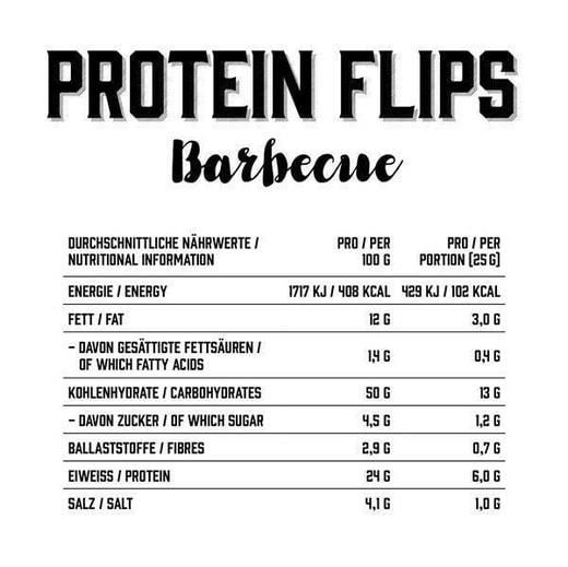 Valori Protein flips