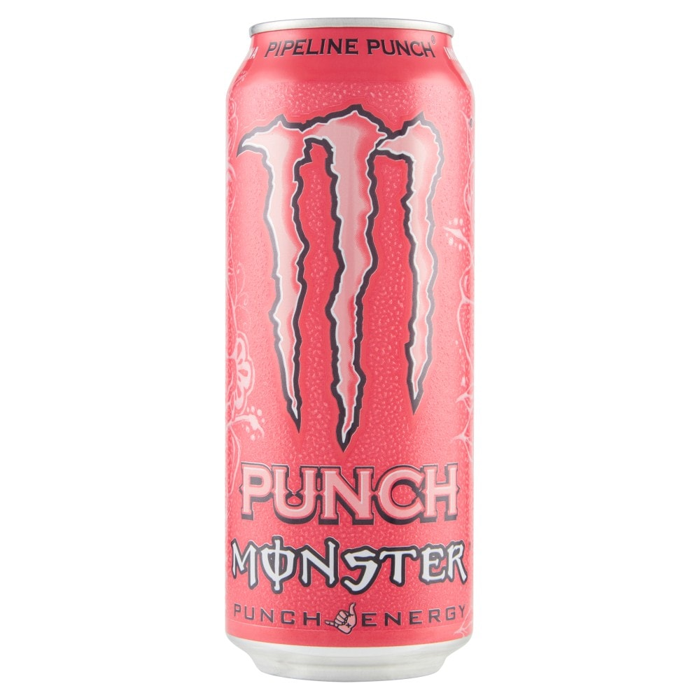 Monster Energy Punch Pink