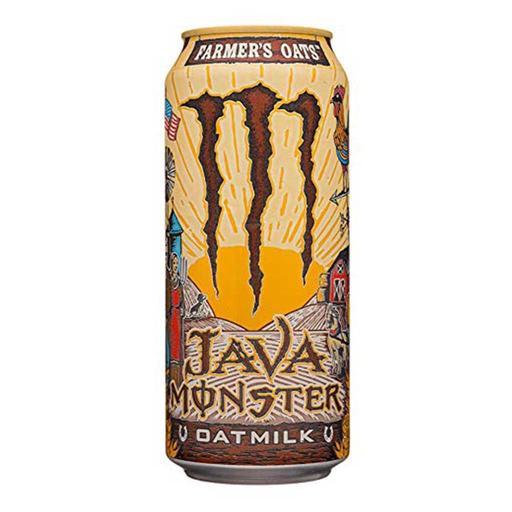 Monster Java oatmilk