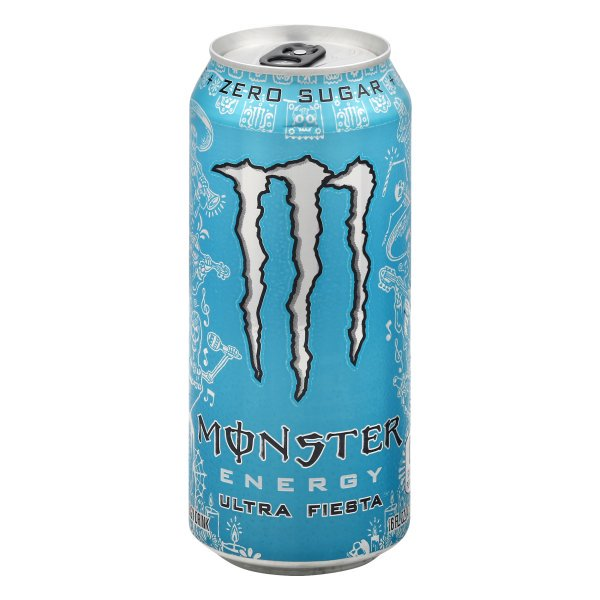 Monster ultra zero Fiesta