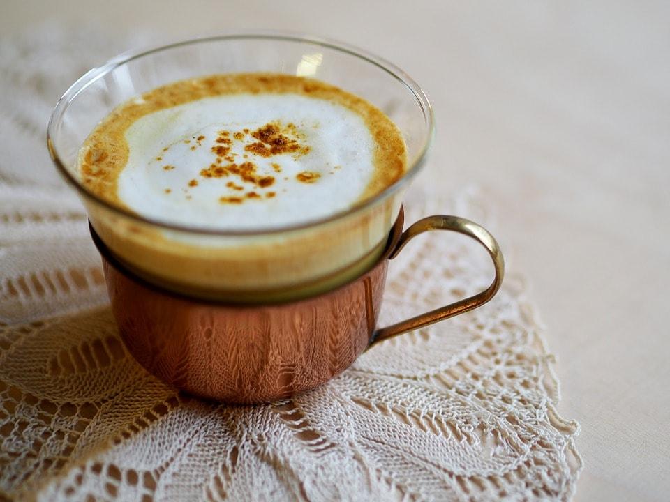 latte oro curcuma