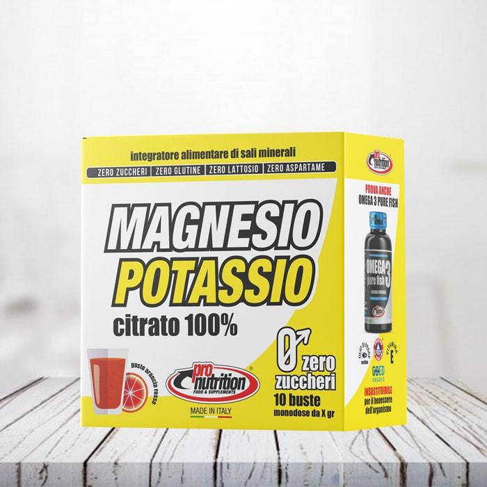 Magnesio e Potassio Zero