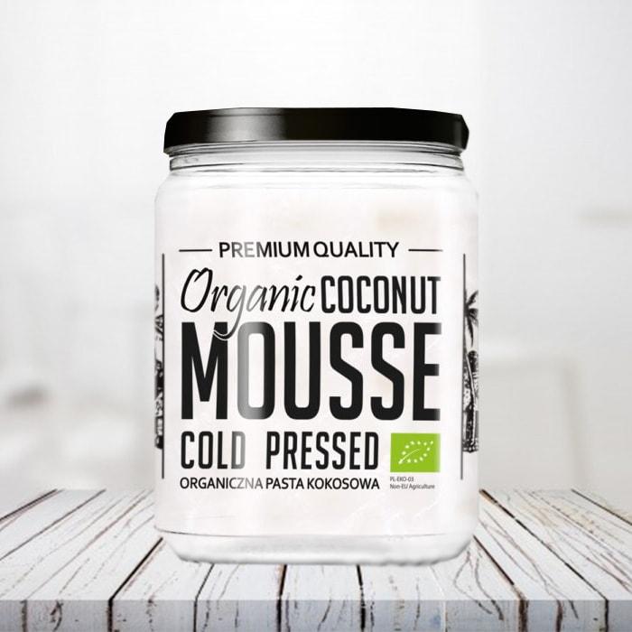 Bio Coco Mousse
