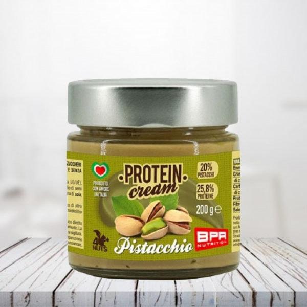 Protein Cream Pistacchio