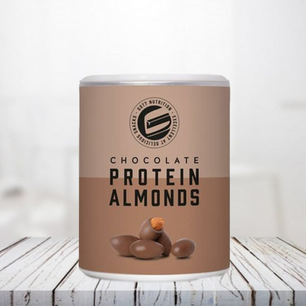 Protein Chocolate Almonds