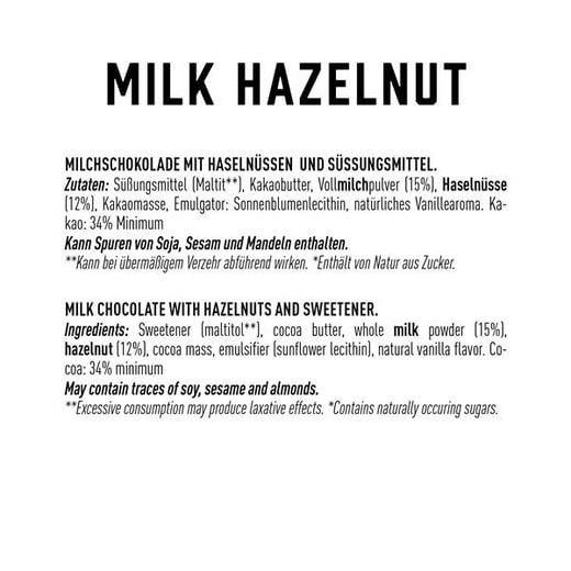 ingredienti chocolate got7