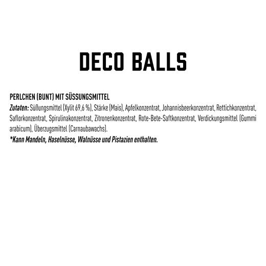 ingredienti deco balls got7