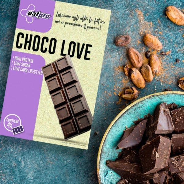 Choco Love crunchy