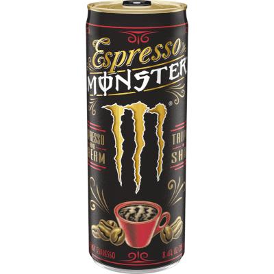 Monster triple shot