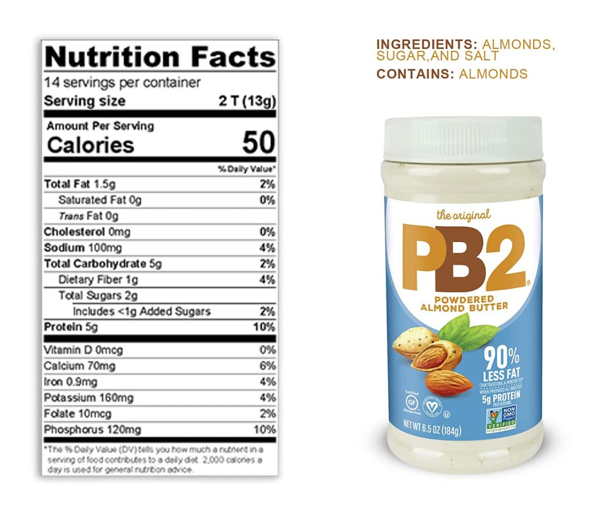 Pb2 valori e ingrediendi