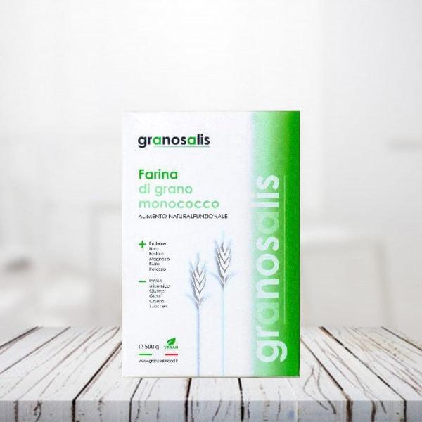 Farina di Monococco Granosalis