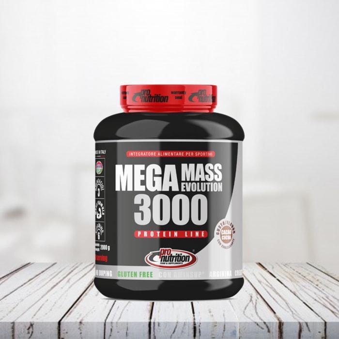 Megamass Evolution