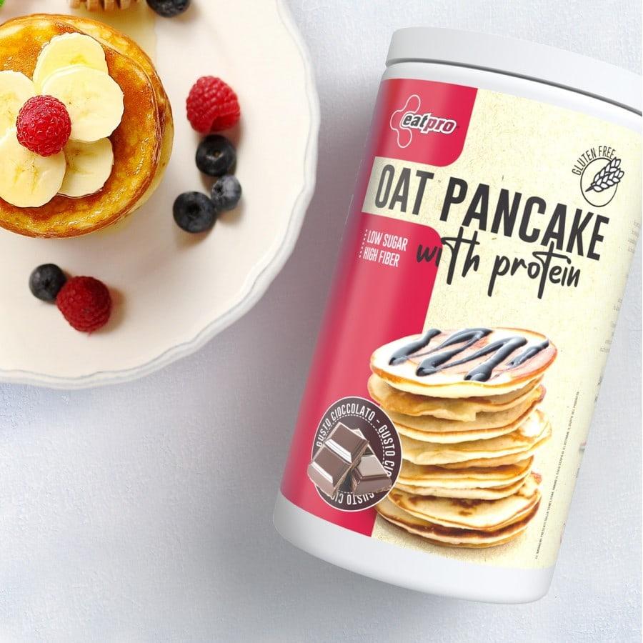 Oat Pancake eat pro