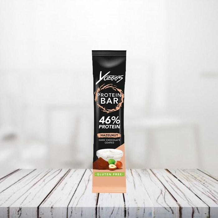 Yoeggs Protein Bar