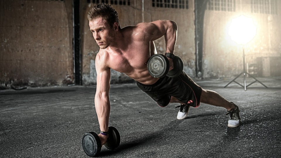 incremento massa muscolare