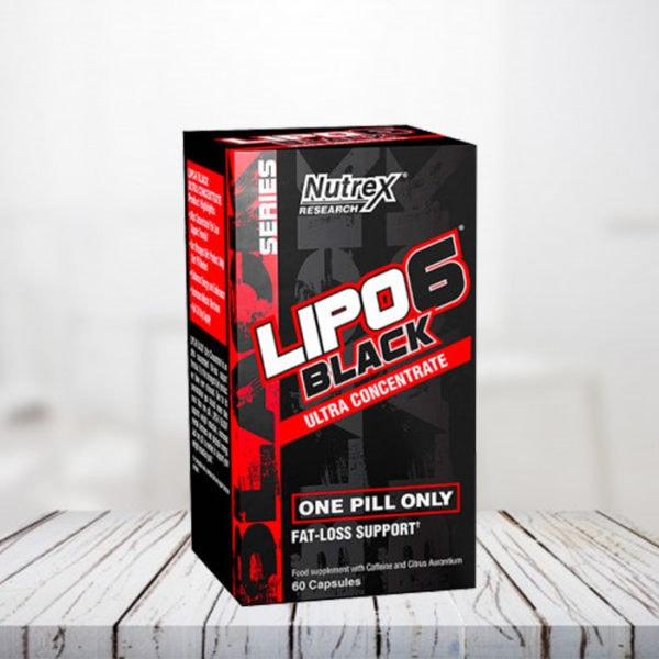 Lipo6 Black