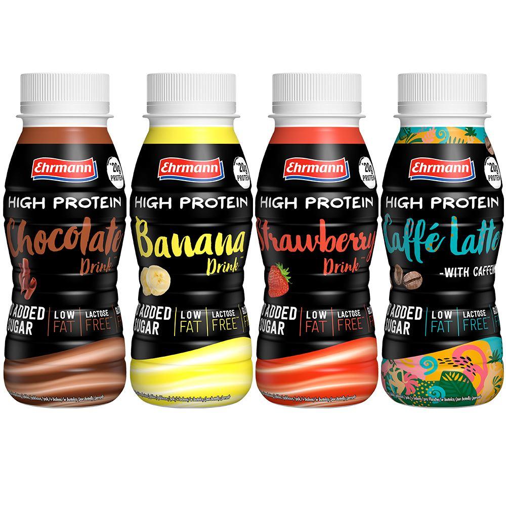 High-Protein-Drink