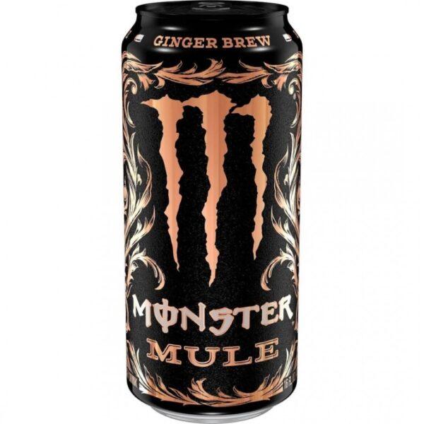 Monster Ginger Brew Zero