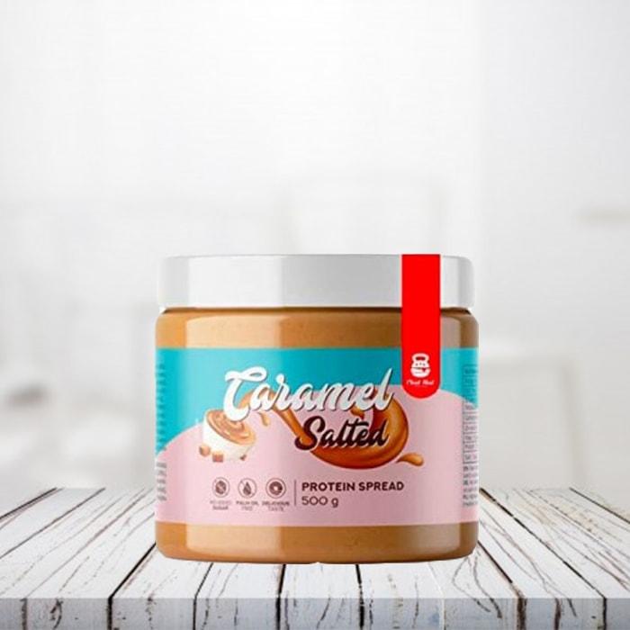 Salted Caramel Protein Spread