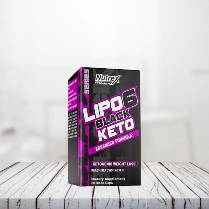 lipo6 black keto